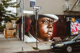 the illest biggie smalls murals in the world and the artists who brooklyn 2013