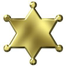 police badge star clip art 40