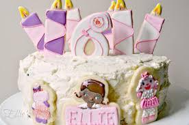 sixth birthday cake ellie u0027s bites decorated cookies