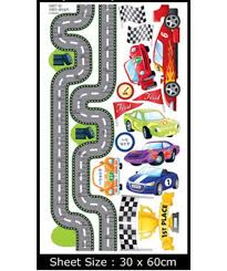 race cars height chart nursery childrens wall stickers wall art race cars height chart nursery childrens wall stickers wall art well and truly stuck stickers