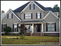 collonade gray sherwin williams exterior design pinterest