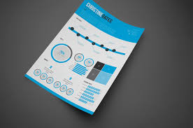 infographic resume infographic resume template indesign best