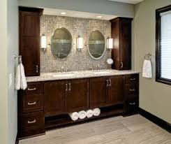 Bathroom Tower Cabinet Bathroom Storage Tower Cabinet Foter