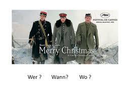 joyeux noël merry christmas film by janetreadle teaching