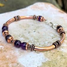 copper bracelet images Amethyst copper bracelet simple graces jewelry jpg