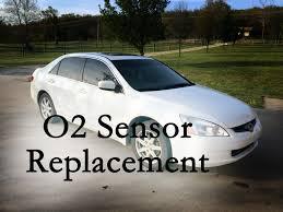 2004 honda accord oxygen sensor o2 sensor replacement honda accord v6 7th