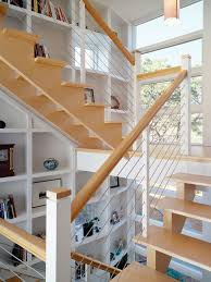 stair bookcase home design ideas