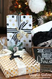 White Christmas Wrapping Ideas by Creative Christmas Gift Wrapping Ideas U0026 Techniques