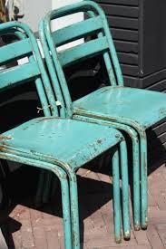 Metal Outdoor Chairs Vintage Best 25 Vintage Metal Chairs Ideas On Pinterest Vintage Patio