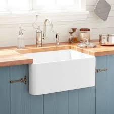 24 inch farmhouse sink 24 reinhard fireclay farmhouse sink white kitchen