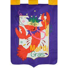 Mini Garden Flags Mardi Gras Flags Mardigrasoutlet Com