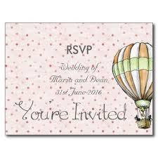 Wedding Postcards 231 Best Air Balloon Wedding Postcards Images On Pinterest