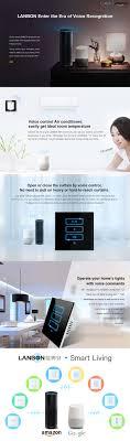 google home automation lights lanbon home automation smart wifi wall switch light switch work
