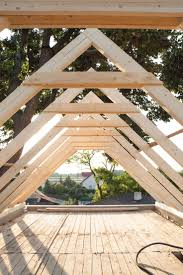30 best fermes images on pinterest roof trusses attic truss and