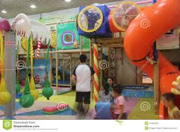 indoor playground in shenzhen shekou garden city shopping center