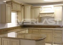 Epoxy Paint For Kitchen Cabinets Antique White Kitchen Cabinets With Glaze Roselawnlutheran