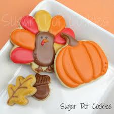 sugar dot cookies thanksgiving sugar cookies with royal icing glaze