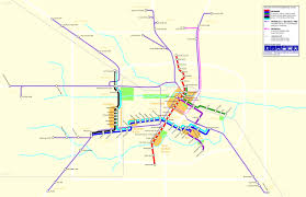 Marta Train Map Atlanta 100 Dc Metro Rail Map Which Metro Parking Lots Fill Up And