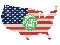 Colorado Flag Marijuana States That Legalized Recreational Cannabis In 2016 Colorado