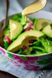 apple cider vinegar salad dressing healthy seasonal recipes