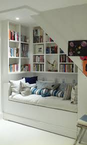 shelving idea for non in guest room instead of couch put desk and