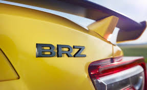 subaru yellow 2017 subaru brz pictures photo gallery car and driver
