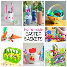 diy easter basket 12 adorable homemade easter basket crafts for kids buggy and buddy