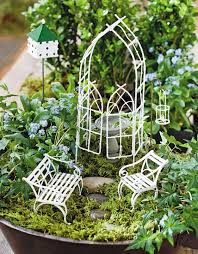 magical diy fairy garden ideas
