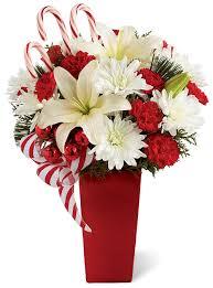 Christmas Flowers Buds N Roses