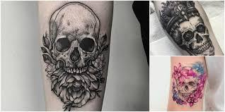 imagenes de calaveras hombres imágenes de tatuajes de calaveras tatuajes para mujeres y hombres