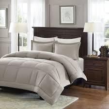 Down Alternative Comforter Sets Park Sarasota Microcell Down Alternative Comforter Set
