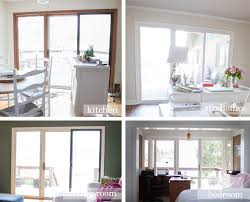 Sliding Glass Door Draperies How To Make Extra Wide Drapes For Sliding Glass Doors In My Own