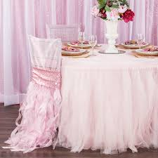 curly willow chair sash curly willow chiavari chair back slip cover pink cv linens