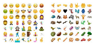 new android emojis here s a look at some of the cool new emojis coming in the june update