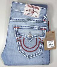 light blue true religion jeans true religion regular light 40 jeans for men ebay