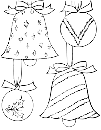 ornaments coloring page free printable coloring pages