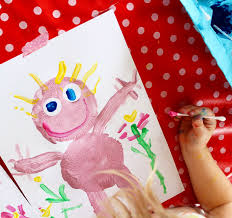 super simple balloon craft for kids four cheeky monkeys