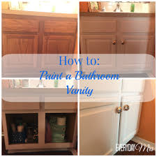 fresh how to paint a bathroom vanity decoration ideas cheap