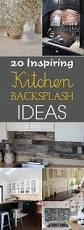20 inspiring kitchen backsplash ideas