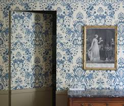 Wallpaper Interior Design Best 25 Blue And White Wallpaper Ideas On Pinterest Blue And