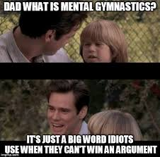 Mean Dad Meme - i think it does not mean what you think it means imgflip