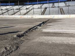 first look texas motor speedway repave in photos photo first look texas motor speedway repave in photos photo galleries nascar com