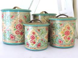 vintage kitchen canister 41 best kitchen canisters images on kitchen canisters