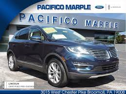 marple ford pacifico marple ford lincoln vehicles for sale in broomall pa 19008