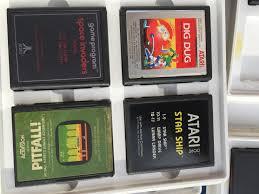 Trying To Sell Atari 2600 And 5200 Games Atari 2600 Atariage