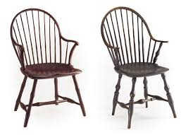 High Back Windsor Armchair A Guide To Eighteenth Century Windsor Chairs By User From Antiques