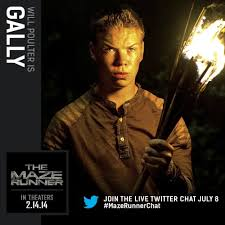 the maze runner character photos show thomas gally and others