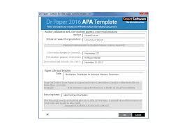 amazon com dr paper software apa format made easy windows