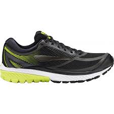 Brooks Cushioning Running Shoes Brooks Ghost 10 Gtx Mens Running Shoes Black Start Fitness