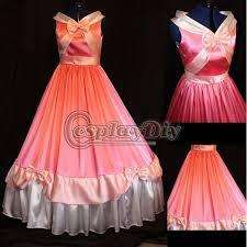 Custom Halloween Costume Custom Pink Cinderella Dress Princess Dress Cosplay